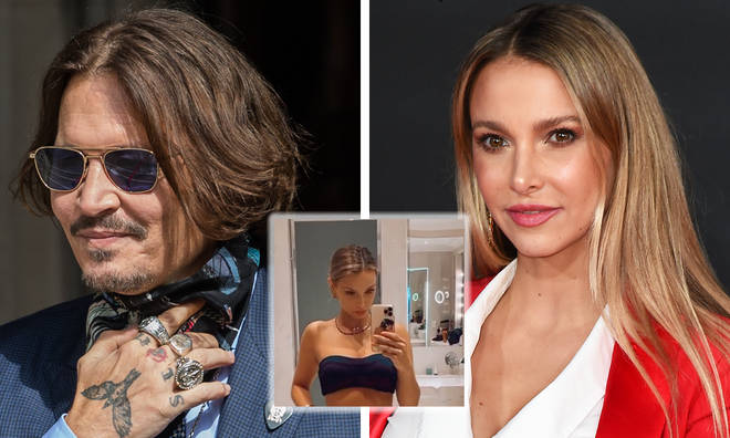 Johnny Depp and Made In Chelsea's Sophie Hermann romantically linked