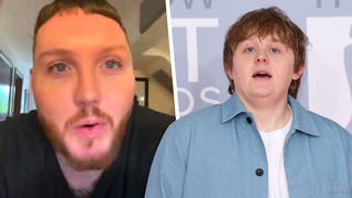 James Arthur shut down rumours that he was beefing with Lewis Capaldi
