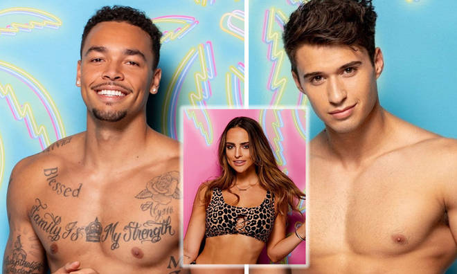 All the Love Island series 2 Instagram handles
