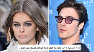 Jacob Elordi and Kaia Gerber spark relationship rumours being spotted on date