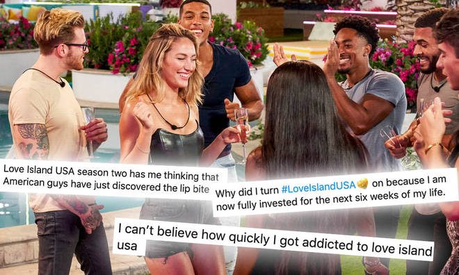 Love Island UK viewers are already addicted to Love Island USA