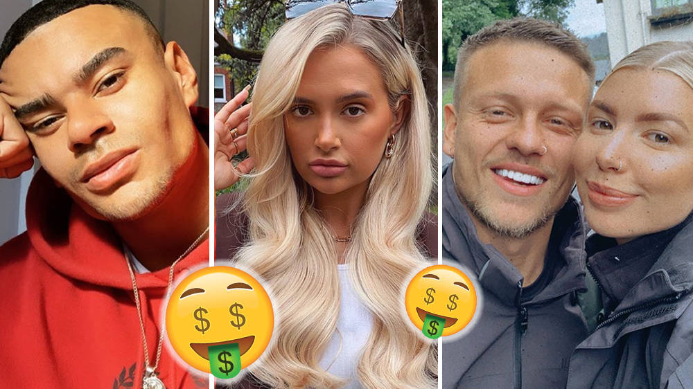 Love Island Rich List Which Contestants Are Millionaires Have Made The Most Money Capital