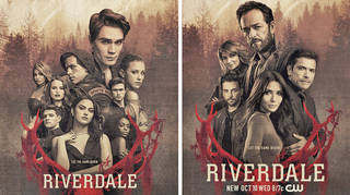 Riverdale season 3 begins on 10th October 2018