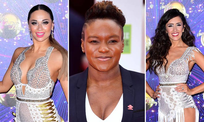 Strictly Come Dancing: The female pros want to pair up with Nicola Adams