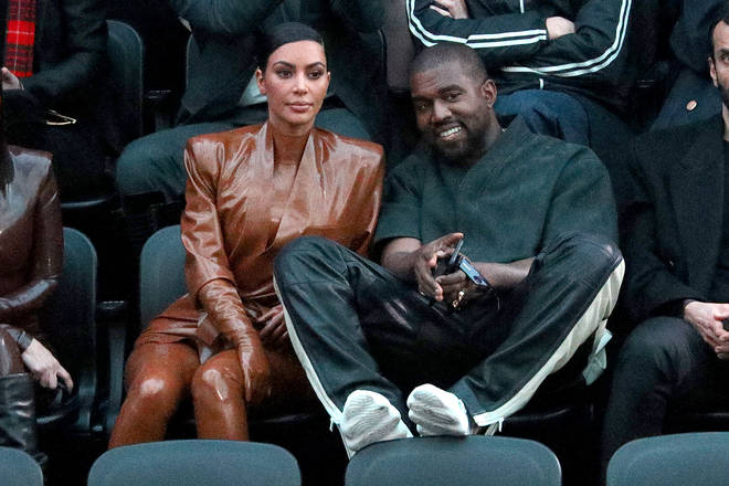 Kim and Kanye West have had a difficult few months