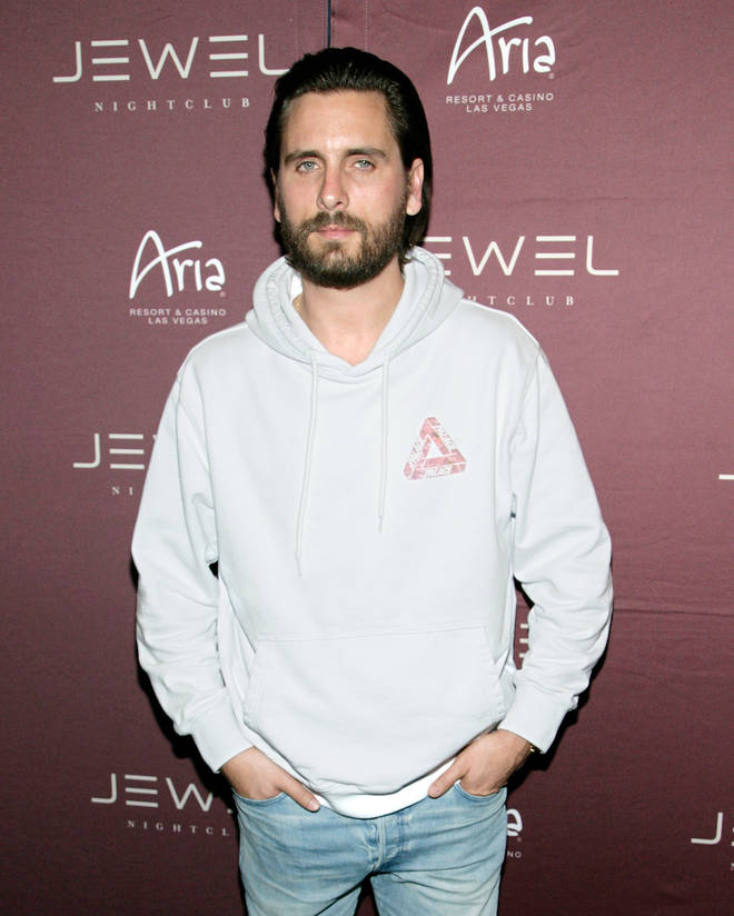 Scott Disick entered rehab in May