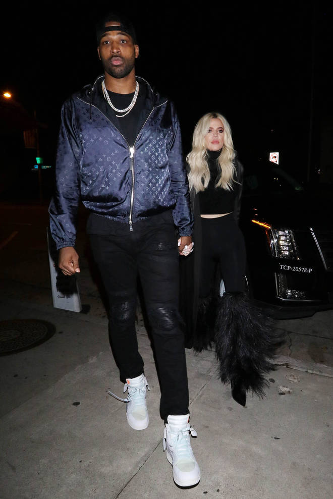 Khloe Kardashian and Tristan Thompson are back together after he was unfaithful in 2019