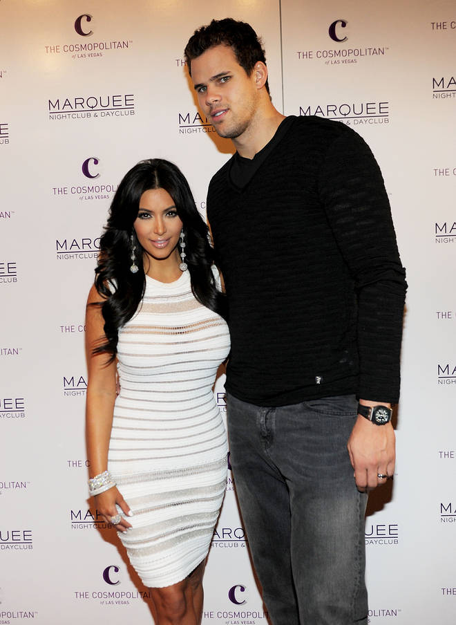 Kim Kardashian and Kris Humphries were married for 72 days