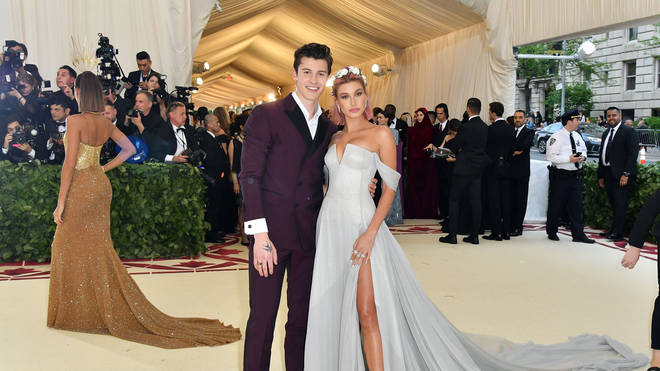 Shawn Mendes says he'd like to perform at Hailey Baldwin's wedding