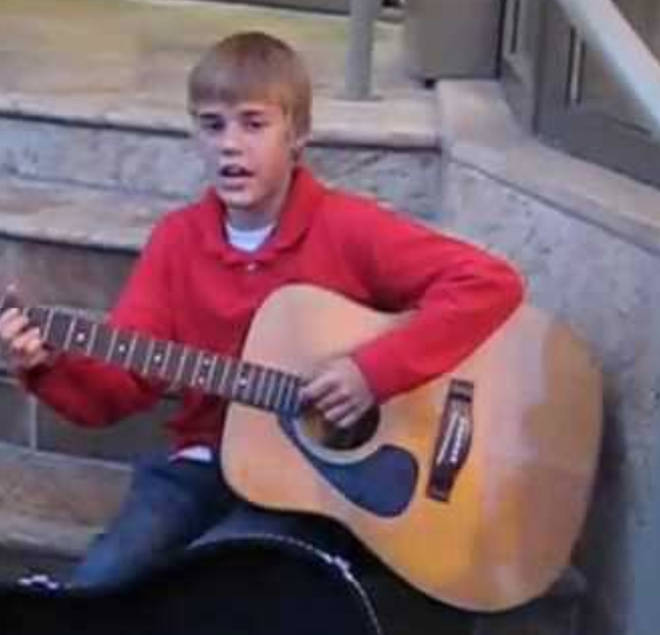 Justin Bieber was discovered after posting YouTube covers