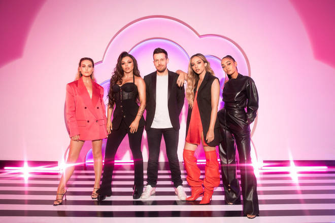 Chris Ramsey joins Little Mix to host Little Mix: The Search
