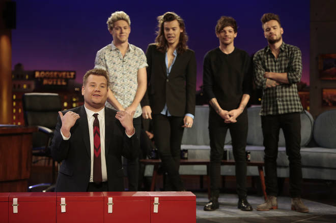 James Corden explained why he can't get 1D back together in the way fans want him to