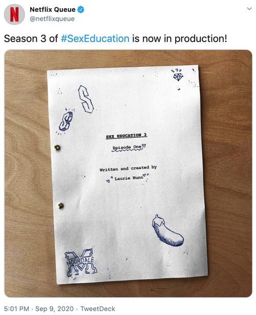 Sex Education Season 3 Release Date & Everything We Know So Far About The New Series - Capital