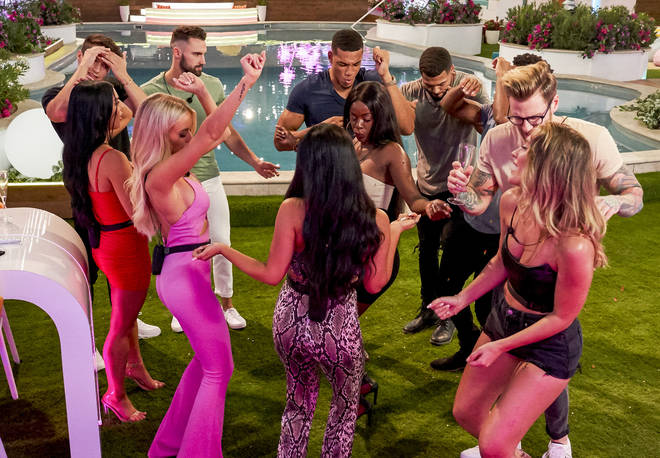 The cast of Love Island USA season 2
