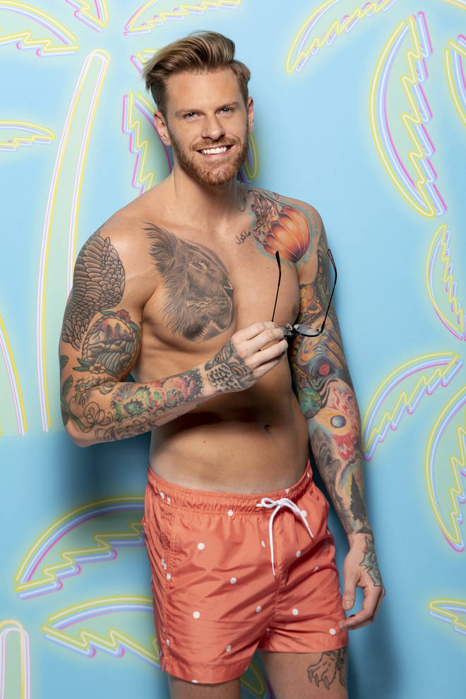 Love Island season 2: James McCool