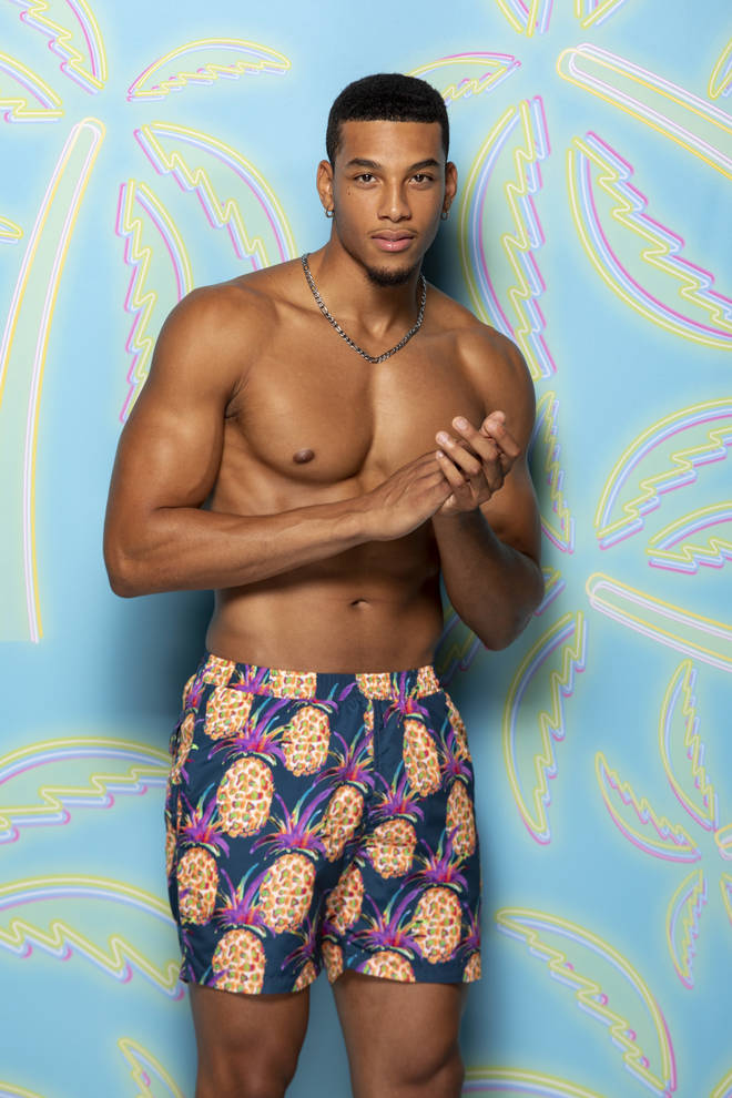 Love Island season 2: Jeremiah White