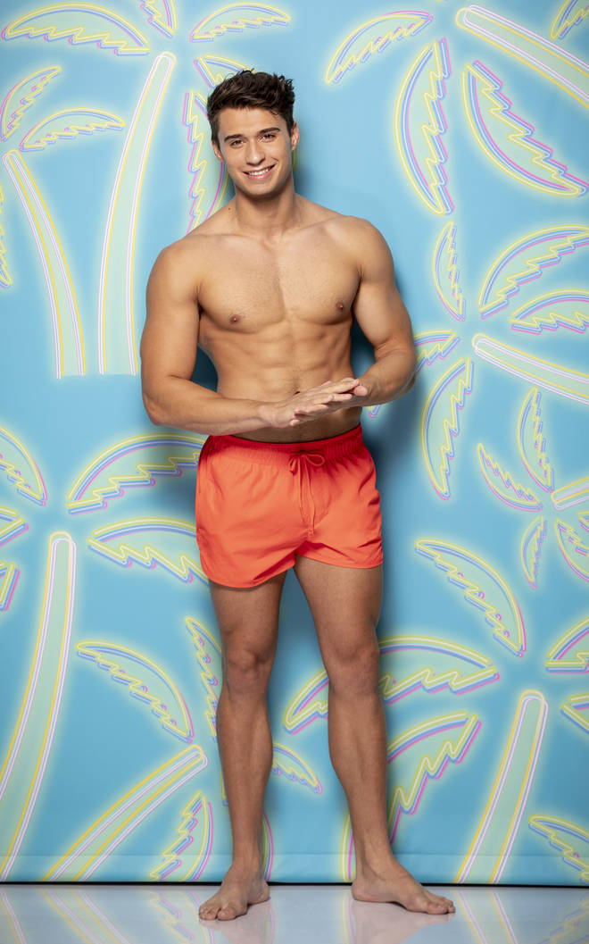 Love Island season 2: Carrington Rodriguez
