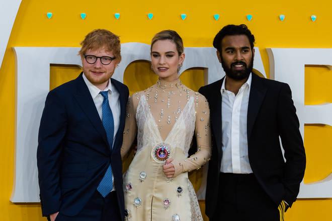 Ed Sheeran has displayed his acting skills in a few big screen appearances