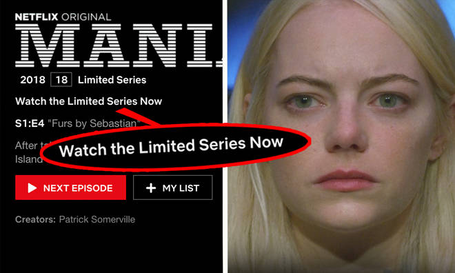 What is a Netflix 'limited series'?