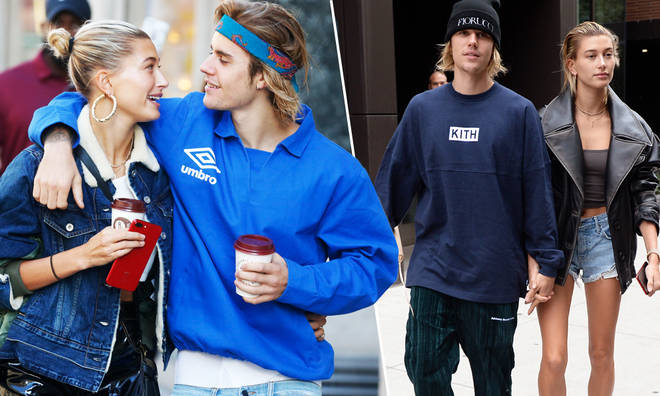 Justin Bieber & Hailey Baldwin got married on the same day they got marriage license