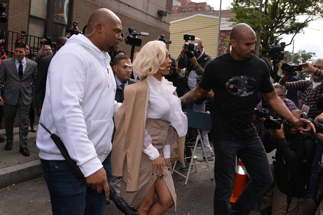 Cardi B could end up in prison after being charged with assault and reckless endangerment