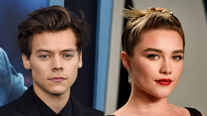 Harry Styles confirmed for new movie alongside Florence Pugh
