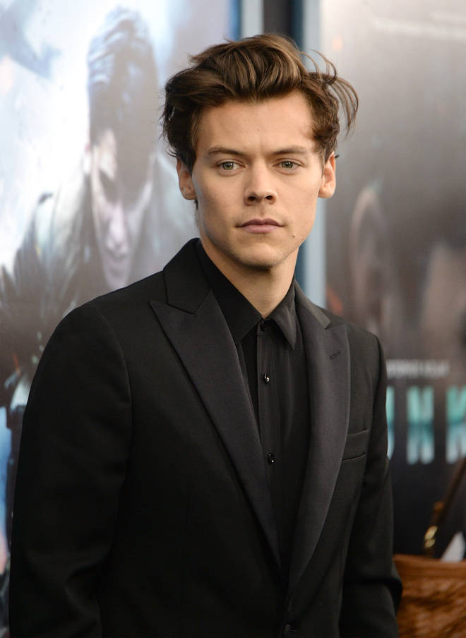 Harry Styles was praised for his role in Dunkirk