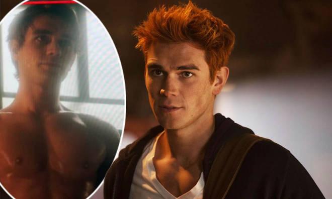Riverdale's showrunner gave a sneak-peek at the first scene of season 5