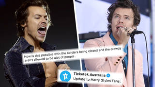 Harry Styles fans confused as concerts scheduled to go ahead