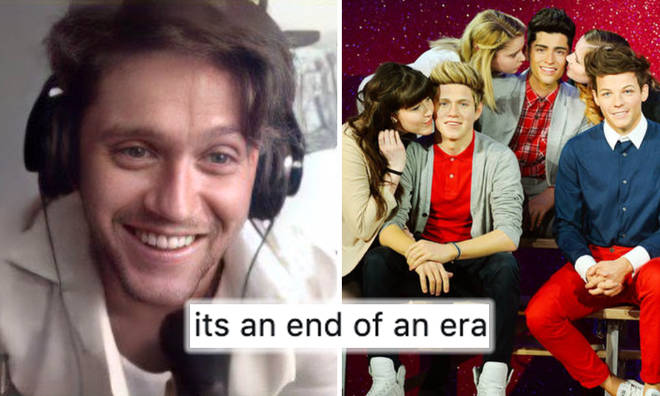 Niall Horan responds to One Direction waxworks being removed