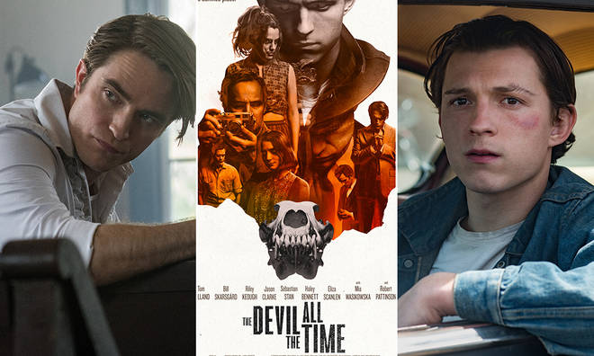 Netflix's The Devil All The Time has an amazing cast