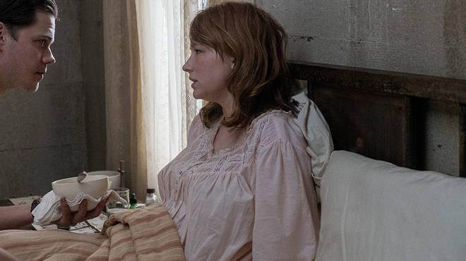 Haley Bennett plays Alvin's mum in the Netflix cast