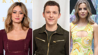 Tom Holland has been linked to a few fellow actors