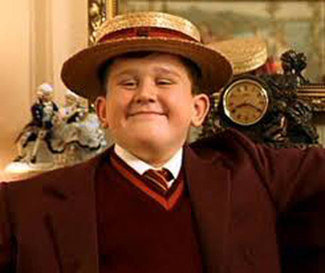 Harry Melling played Dudley Dursley in Harry Potter