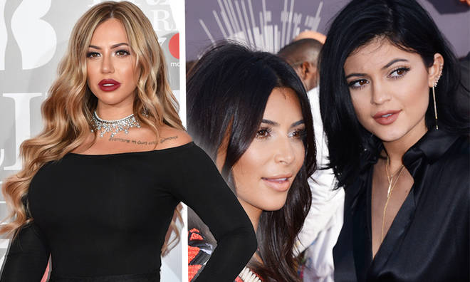 Holly Hagan calls out the Kim Kardashian and Kylie Jenner on Twitter for undelivered make-up