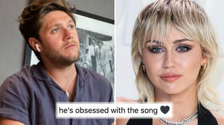Niall Horan shows love to Miley Cyrus and her track 'Midnight Sky'