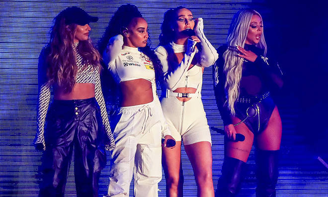 Little Mix have excited fans with their Confetti tour announcement