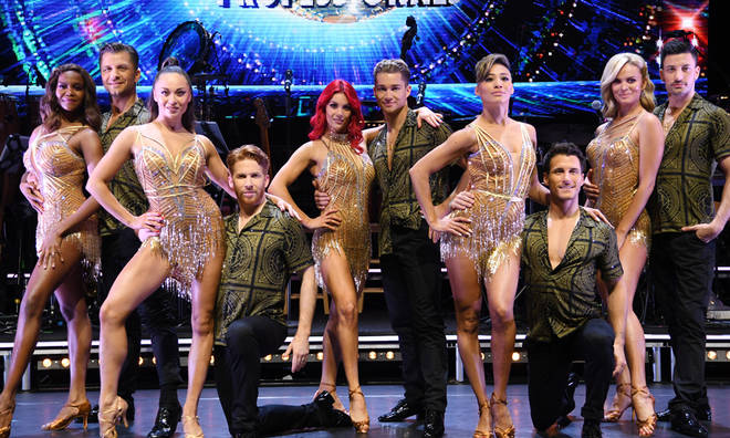 Strictly pros and celebrities will have to isolate before the new series