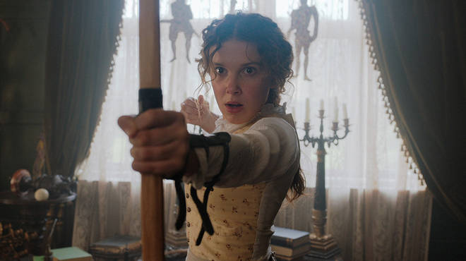 Millie Bobby Brown fans are excited to see her take on the Enola Holmes role on Netlix