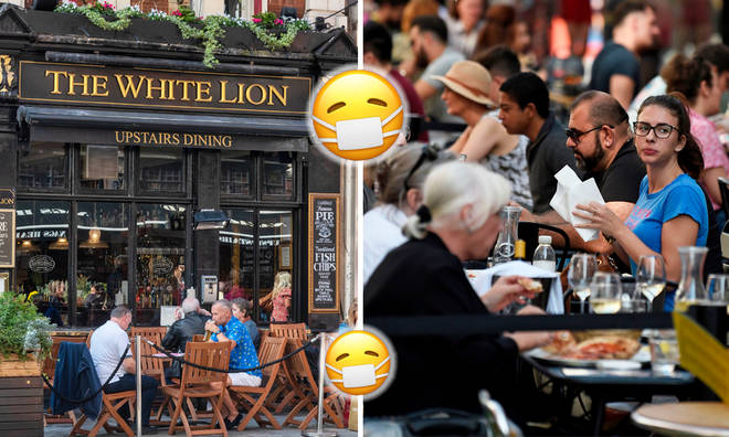 UK pubs and restaurants could shut as second lockdown looks likely