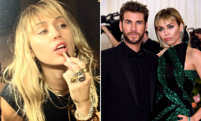 Miley and Liam split for the final time in August 2019.
