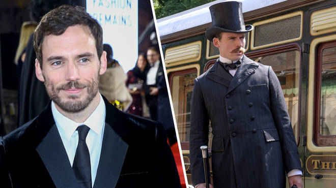 Sam Claflin stars in the new Enola Holmes movie