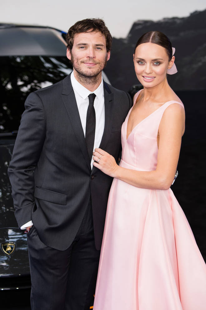 Sam Claflin and Laura Haddock were married for six years