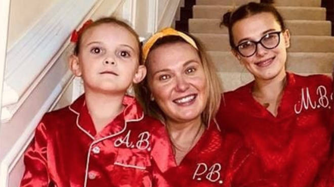 Millie Bobby Brown has one older and one younger sister