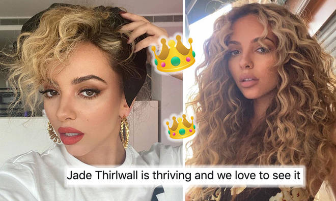 Jade Thirlwall is living her best life in and out of Little Mix