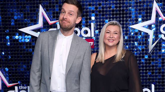 Chris Ramsey and wife Rosie are expecting their second child together