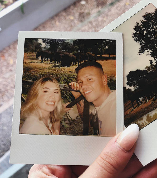 Olivia Buckland and Alex Bowen got married after meeting on Love Island 2016
