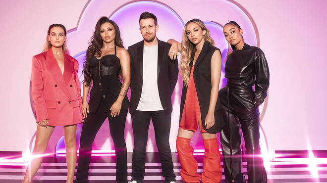 Little Mix are looking for a group to support them on their Confetti tour