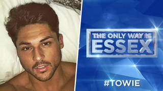 Dean Ralph was suspended from TOWIE after filming with the cast in Newcastle