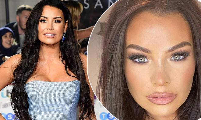 Jess Wright is about to appear on Celebrity Karaoke Club on ITV2